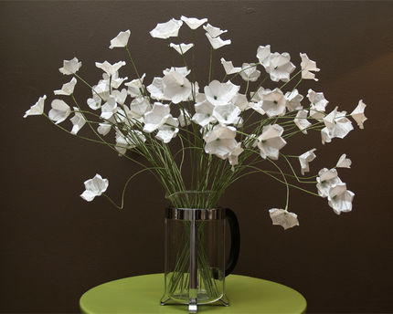 This bouquet of delightfully airy flowers is as easy to make as it is beautiful