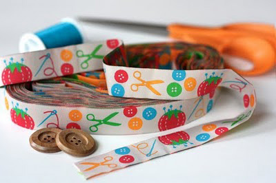 Sewing-ribbon