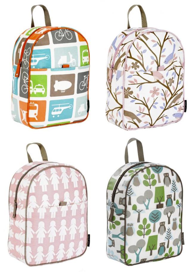 Just Jen Backpack Roundup