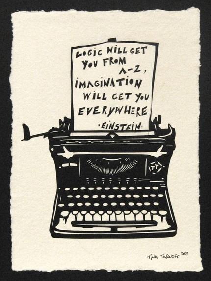 Words of Wisdom - Original Papercut Art