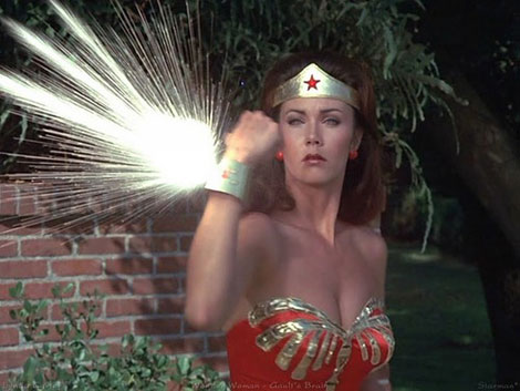 Just Jen: I am Wonder Woman