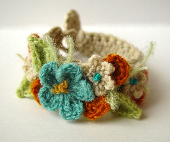 Just Jen: Beautiful Crochet