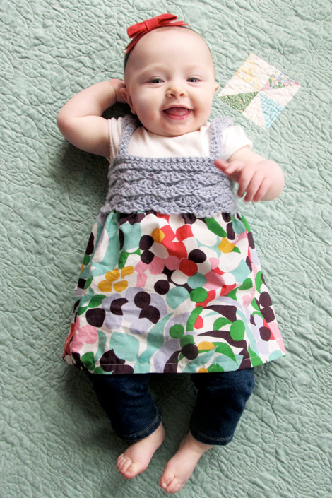 Just Jen Crochet Dress Project