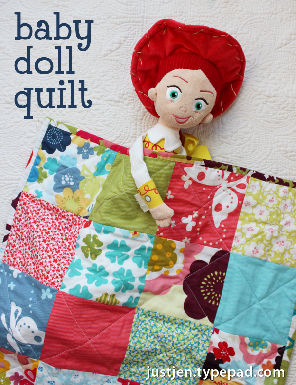 DOLL-QUILT